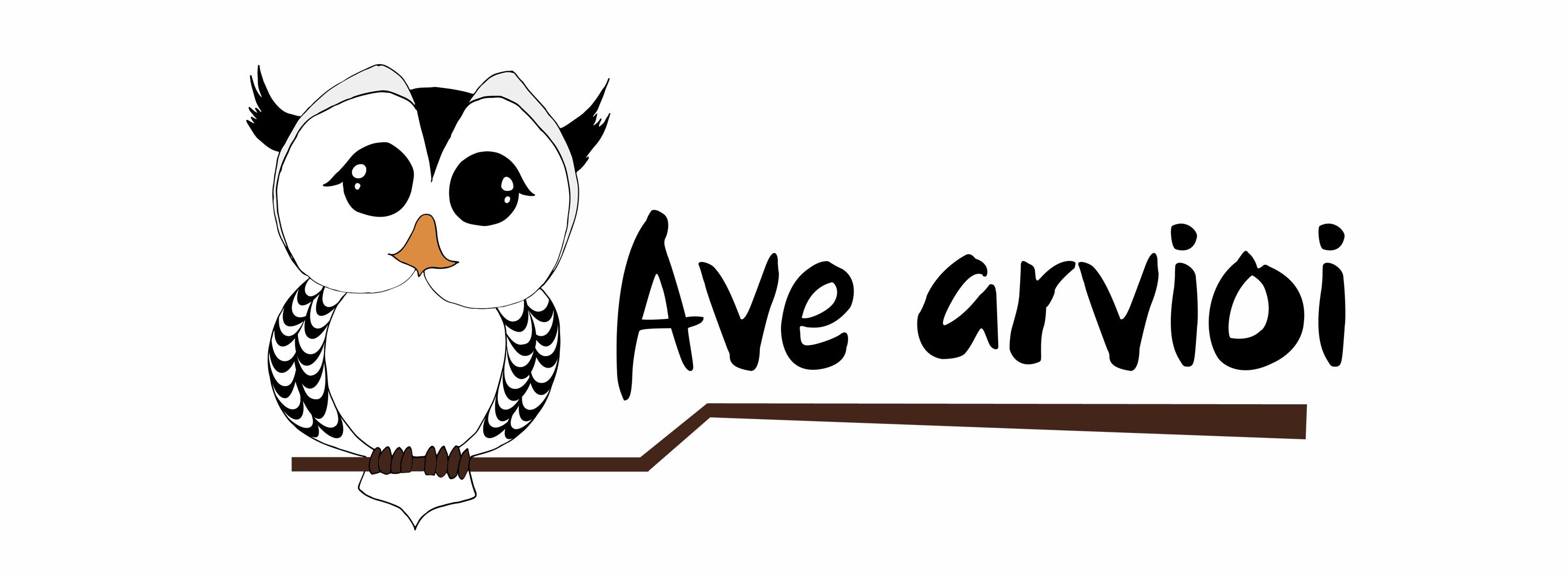 Kuvitus Logo Ave arvioi