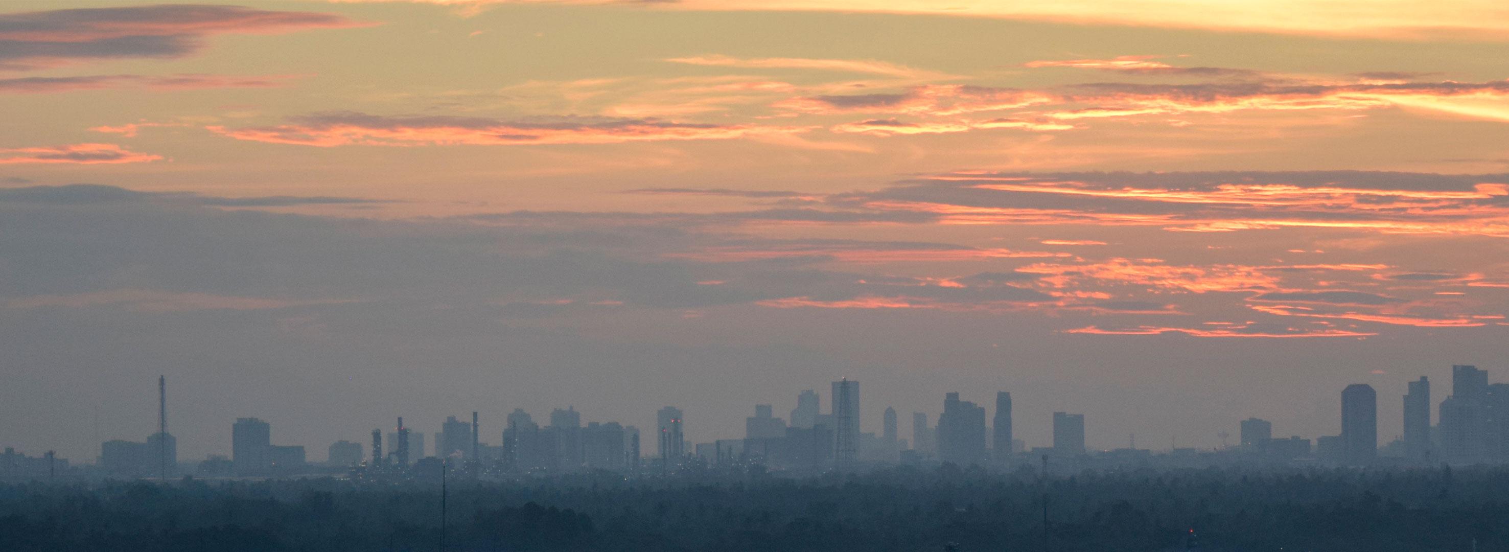 Bangkok aamulla