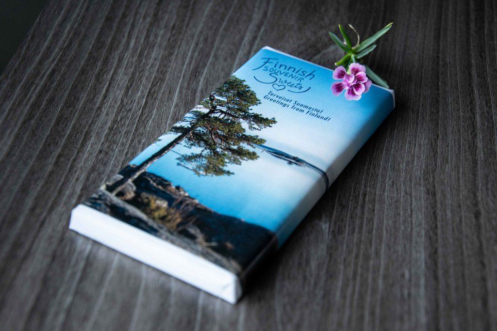 Pakkaussuunnittelu Finnish Souvenir Sweets