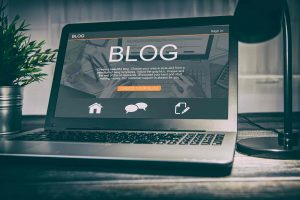 Lisätuloja yritysblogista